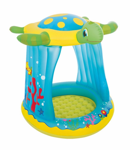 turtle totz play pool bestway (6726)