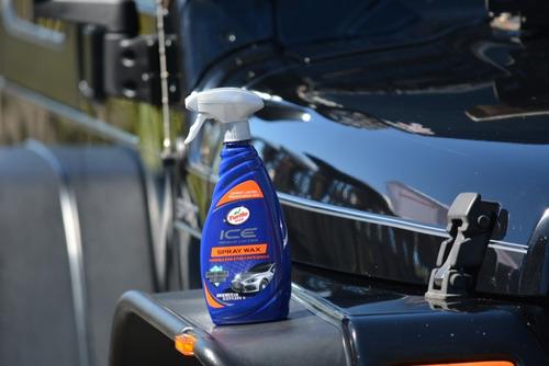 turtle wax ice spray wax 591 ml