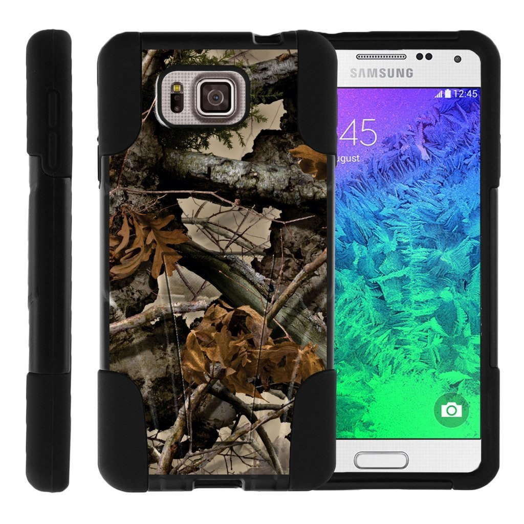 Turtlearmor Funda Samsung Galaxy Alpha G850 Gel Max 2317