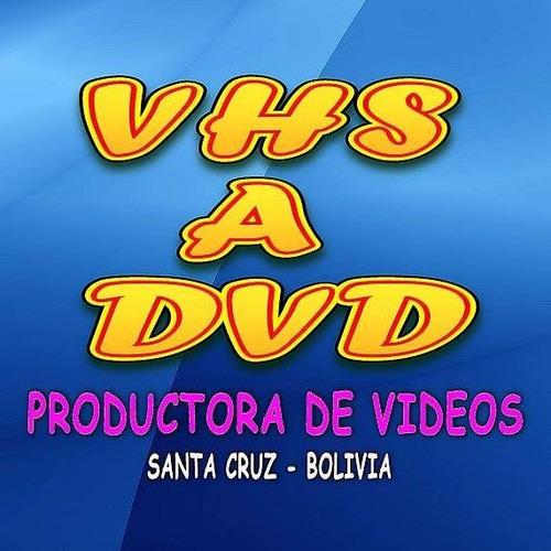 tus eventos grabados en vhs o video 8 pasamos a dvd
