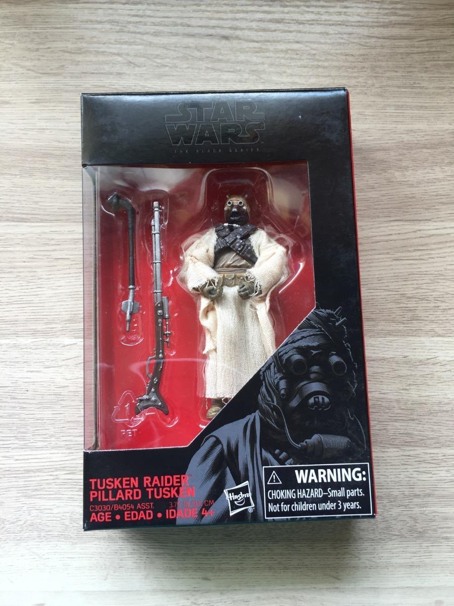 Star Wars 3.75 Black Series Tusken Raider Walmart Exclusive!!