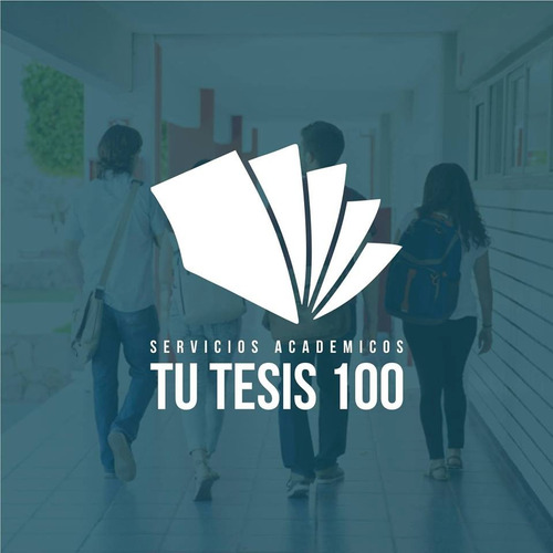 tutesis100 asesoría de tesis, proyectos, art. científicos