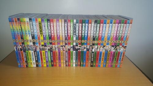 tutor hitman reborn! - mangá completo - 42 volumes