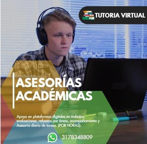 tutorias académicas virtuales
