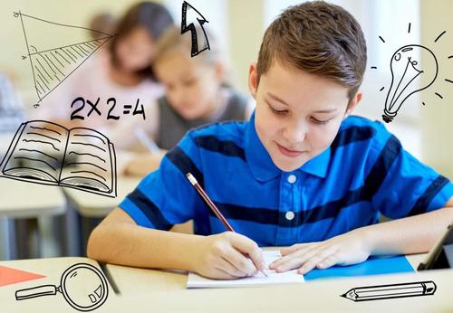 tutorías para niños en ciencias, matemáticas e ingles