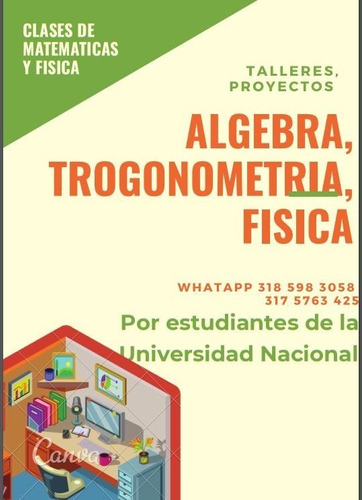 tutorias y talleres de matematicas para bachillerato