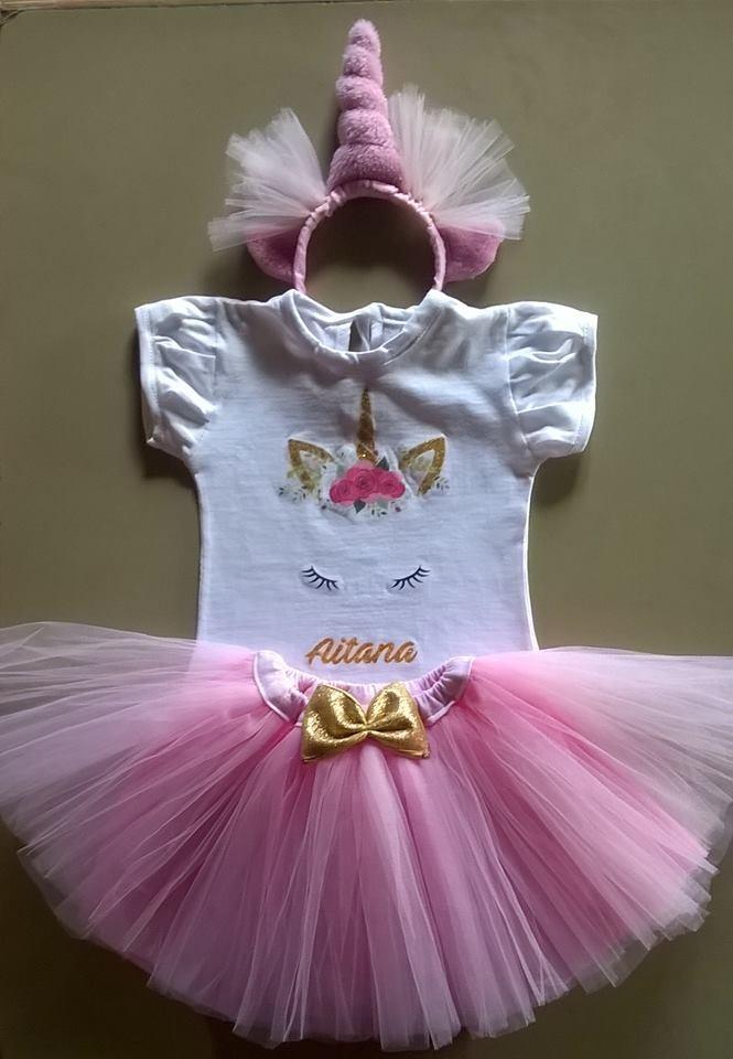 9e9fb8b61 Tutu De Unicornio - Disfraces Para Niñas