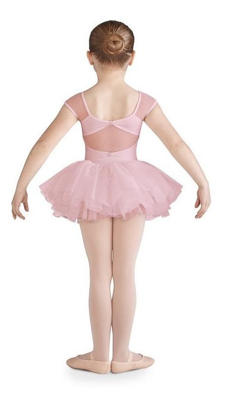 Tutu Falda Leotardo Body Malla Vestidos Para Ballet Danza