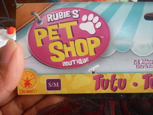 tutu para mascotas perros gatos conejos importados de usa