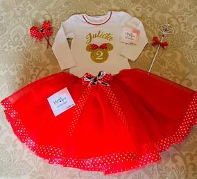 b287bf51e0b2 Vestidos De Minnie Para Niñas - Vestidos en Mercado Libre Uruguay