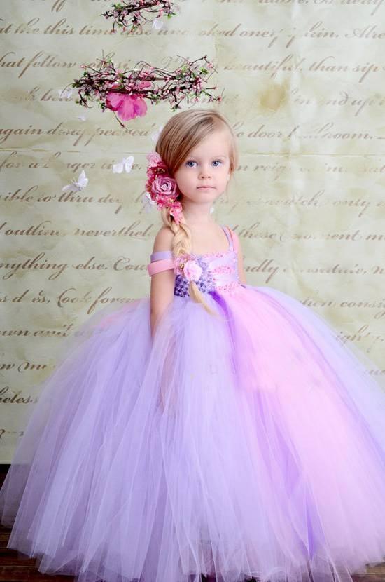 Tutu Princesas Vestidos Diseños Especiales Largos Ampones