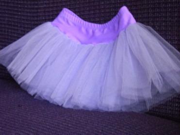 6da1bfcfe Tutu Tul Ballet Con Caderin Todos Los Colores Soko