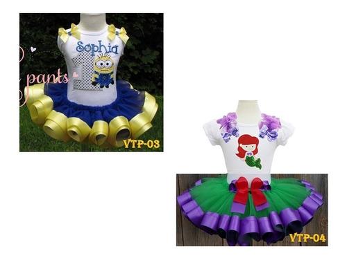 tutu vestido falda fiesta modelos de promocion