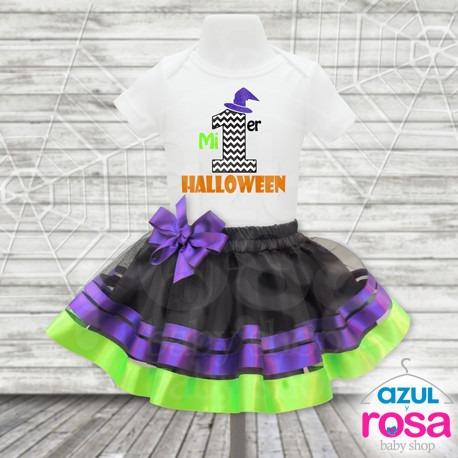 tutus para halloween conjunto de falda tutu y body disfraz