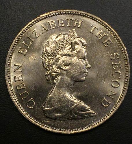 tuv011 moneda tuvalu 50 cents 1985 unc-bu ayff