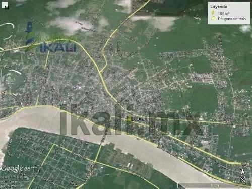 tuxpan veracruz terrenos en venta 1860 m². se encuentra ubicado en la avenida cuauhtemoc de la colonia la rivera en el municipio de tuxpan. excelente ubicación ya que la avenida cuenta con alto tráfi