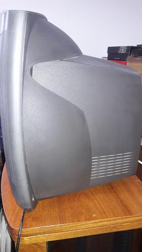 tv 20 philips powervision! perfecto estado! c/cont remoto