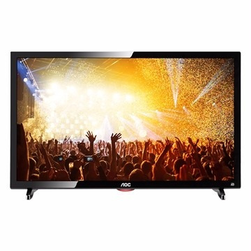 tv 24  led full hd le24d1461, 2 hdmi, função monitor - aoc