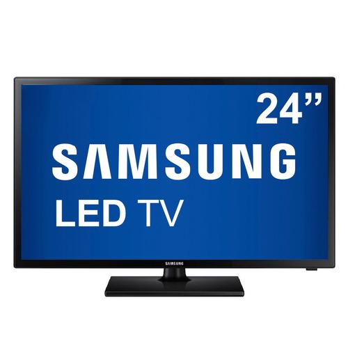 tv 24 polegadas samsung led hd conv. digital função monitor