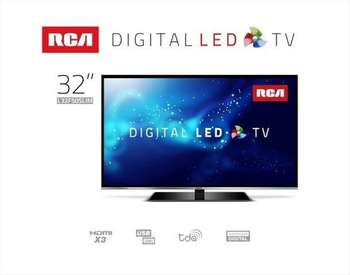 tv 32  led rca hd