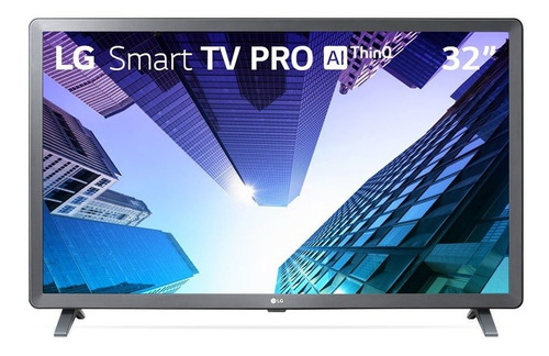 tv 32 polegadas lg led smart wifi usb hdmi 32lm621cbsb.awz