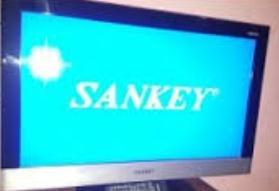 tv 32 pulgadas sankey solo para decodificador  hd, hdmi.