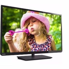 tv 32' televisor led toshiba hdmi usb modelo 32l1400  rca