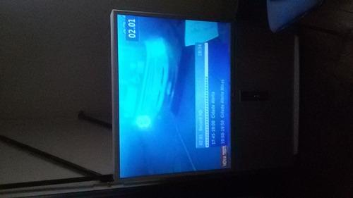 tv 45 hdtv. (de projeção) + dvd sansung + conversor digital