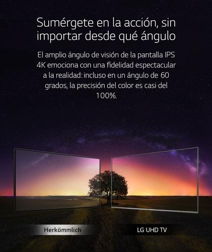 tv 49 lg 2019 uhd 4k bluetooth inteligencia artificial