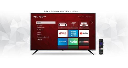 tv 4k 43 tcl ultra hd hdr wifi somos tienda