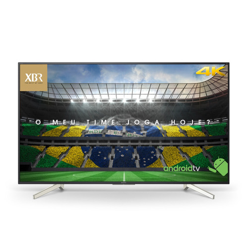 tv 4k hdr smart android tv led xbr-70x835f 70  série x835f