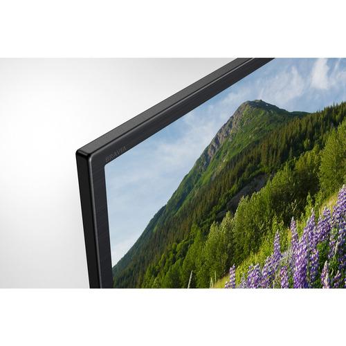tv 4k hdr smart tv led kd-49x705f 49  série x705f