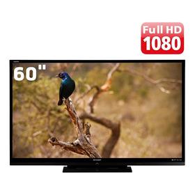 Tv 60  Led Sharp Aquos Lc-60le632b  Seminova