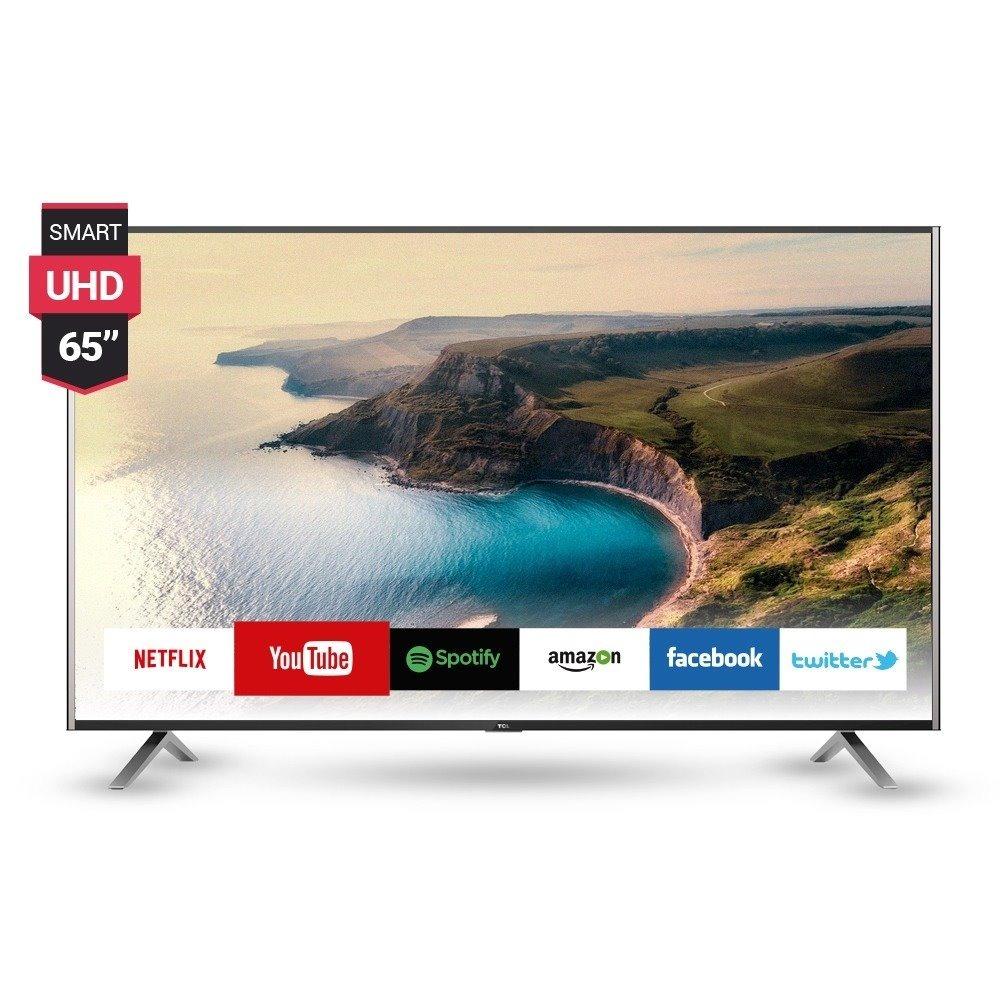 3bb7e3000c1 tv 65 tcl smart 4k uhd l65p4k - oferta. Cargando zoom.