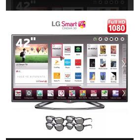 be994f814 Tv Smart Sem Defeito - Smart TV 42 no Mercado Livre Brasil