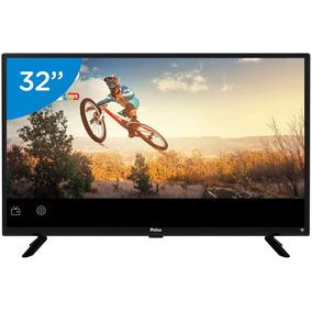 54cd5c891 Smart Tv Led 32 Philco Conversor Digital Wi-fi Hdmi Usb