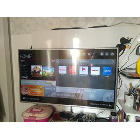 ccf56ee026d Tv Com Netflix 48 - Smart TV LG no Mercado Livre Brasil