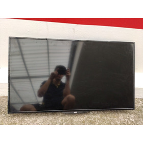 Tv Aoc 40  Display Queimado