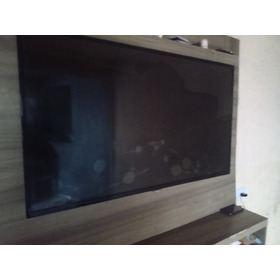 Tv Aoc 43'' Smart Tv Display Quebrado