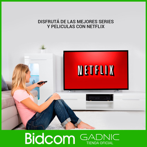 tv box 1080p convertidor a smart tv dongle peliculas netflix