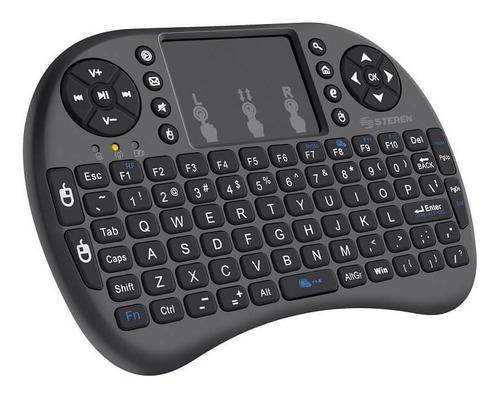 tv box 4gb ram 64gb rom 4k + teclado inalámbrico android 8.1