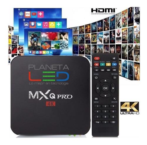 tv box 4k 2gb ram 16 gb interna android ¡potentísimo! oferta
