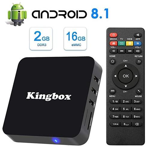 tv box 4k android 8.1 2gb ram iptv cambio o vendo x tel