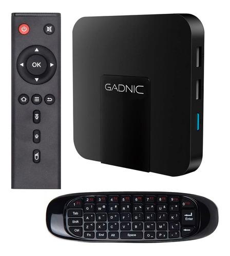 tv box 4k convertidor a smart tv dongle peliculas netflix