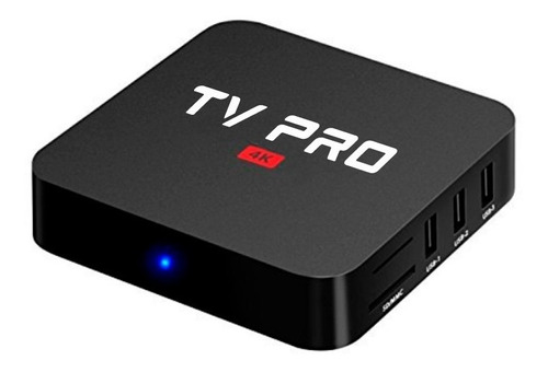 tv box android 4k quad core netflix convierte a smarttv apps