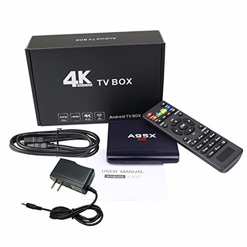tv box android 6.0 4k smart tv quad core 1gb ram 8gb rom