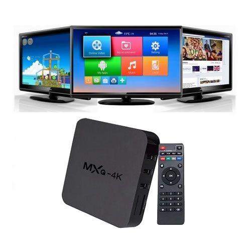 tv box android 6.0 smart tv quad core 4k