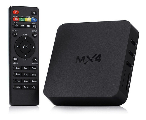 tv box android 7.1 4k convierte en smart tv + envió promocio