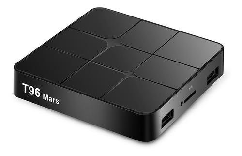 tv box android 7.1.2 2gb de ram 16gb memoria t96 mars wifi
