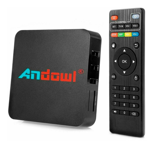 tv box android 8.1 / 16gb / 2gb convertidor de tv a smart tv
